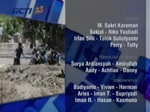 Seputar Indonesia Siang 28 August 2012 - Last Segment + Closing video