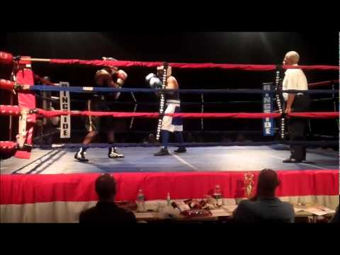 NCVA STATE GOLDEN GLOVES - Shaqone Massenburgh vs Michael Daniels