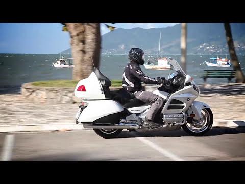 Ao Infinito e Além - Honda Gold Wing - Revista MOTOCICLISMO