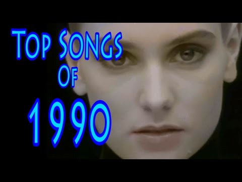 Top Songs of 1990