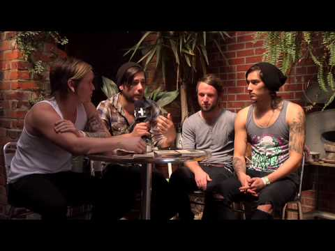 Interview with Sent By Ravens