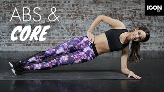 Workout: Abs and core | Danielle Peazer