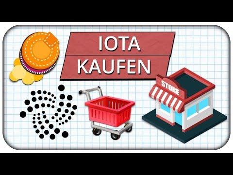 IOTA kaufen - Schritt-für-Schritt Anleitung zum Investieren - Deutsch