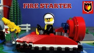 LEGO CITY FIRE STARTER 60106
