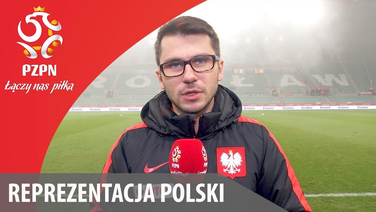 Ostatni raport przed meczem ze Słowenią.