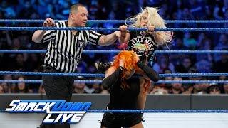 Becky Lynch vs. Alexa Bliss - SmackDown Women