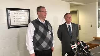 Normal West Bus Crash - Press Conference
