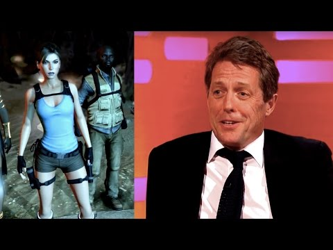 Hugh Grant and Keeley Hawes Talk Lara Croft's Shorts and Sounds - The Graham Norton Show