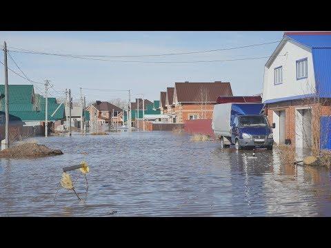 Когда в Уфе, Башкортостане ожидается паводок в 2018 году?