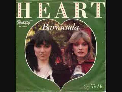Heart - Baracuda