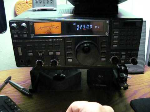 HAARP On Shortwave 03-06-2013