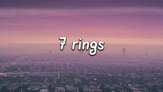 Baixar Ariana Grande - 7 Rings (Lyrics)