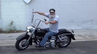 Hunting Harley's. 1978 FXE FLH'd California Custom