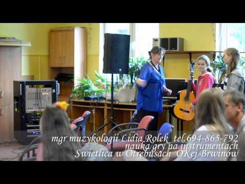 Nauka Gry Na Pianinie I Gitarze - Lidia Rolek