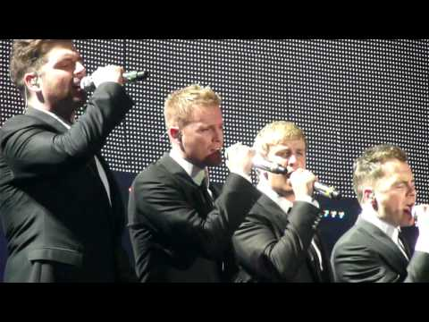 Westlife - I'll See You Again (odyssey Arena,belfast 2nd May 2010) video