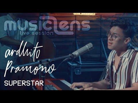 Download Ardhito Pramono – Superstar Live Studio Session Mp4 baru