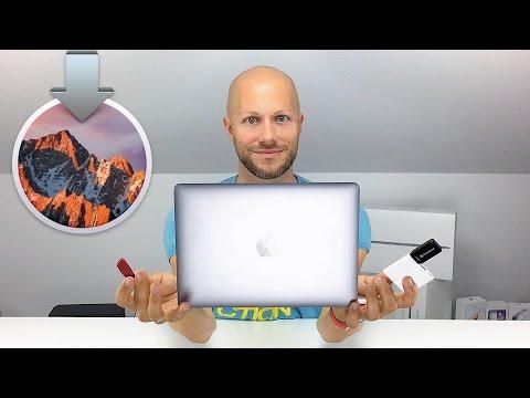 Bootfähigen usb stick erstellen mac high sierra