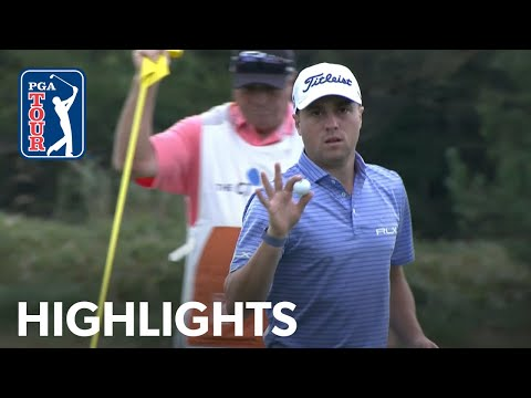 Highlights  Round 2  THE CJ CUP 2019