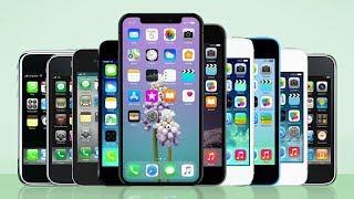 Apple - All iPhone Design Film: 2G - X [4K]