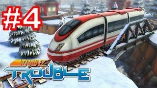 -ICE T-Boned-  Trainz Trouble  Episode: 4