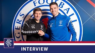 INTERVIEW | Kyle Lafferty Signs
