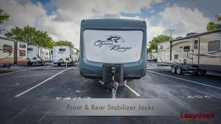 2018 Open Range Roamer Travel Trailer Video at Lazydays