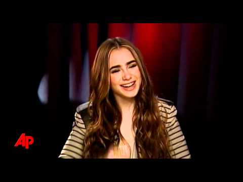Lily Collins Is Hollywood s Latest  go To  Girl