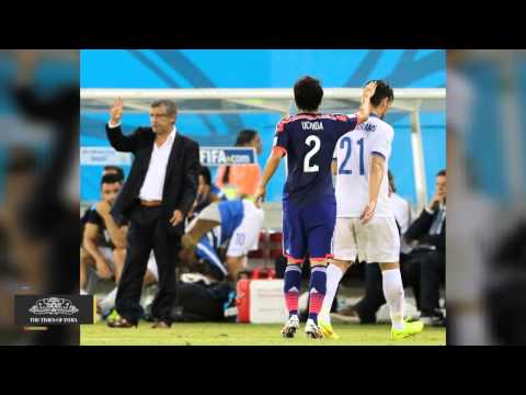 Japan Fail To Crack Greece In 0-0 Draw - TOI