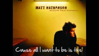 Watch Matt Nathanson Suspended video