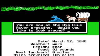 The Oregon Trail Try 2