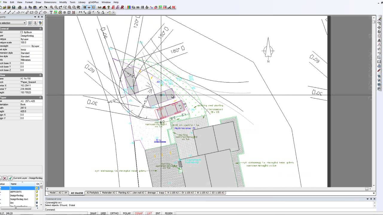 Modelling A Turning Circle For A Car Parking Space Youtube