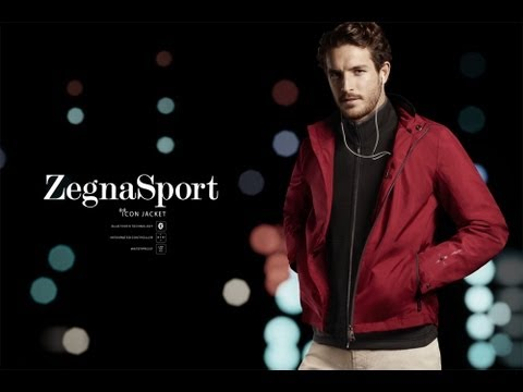 Zegna Sport AW13 Advertising Campaign - Backstage Video