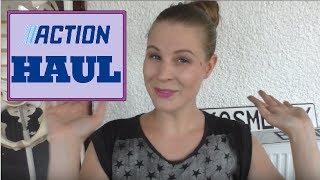 Action Haul / Pflege, Basteln, Essen, Garten