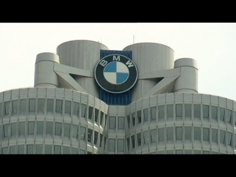 BMW posts record January group sales