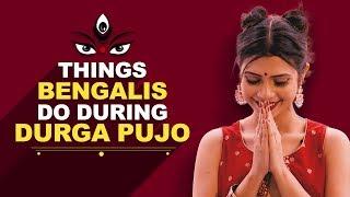 ScoopWhoop: Things Bengalis Do During Durga Puja