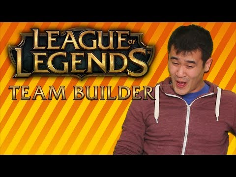 League of Legends Team Builder - Hot Pepper Fire Sale