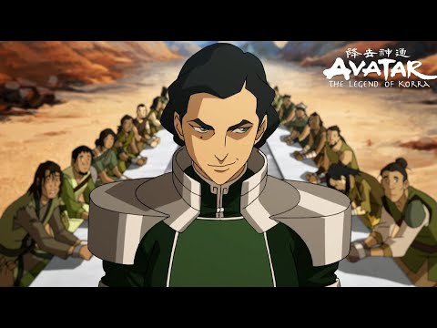 Legend Of Korra Season 4 Q&A - Empress Kuvira vs The World