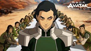 Legend Of Korra Season 4 Q&A - Empress Kuvira vs The World