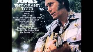 Watch George Jones Who Will I Be Loving Now video