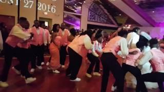 Mr. & Mrs. Dorsey's Wedding Party Dance