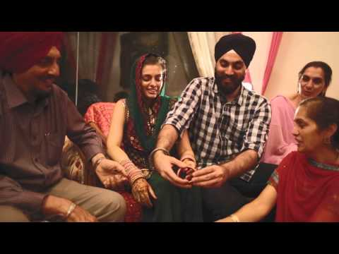 Punjabi Wedding @ Jakarta, Indonesia \\ Parveen +Jagdeep
