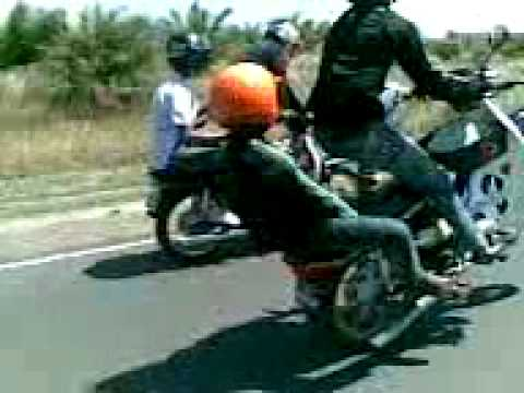 rempit lahad datu ft umas tawau