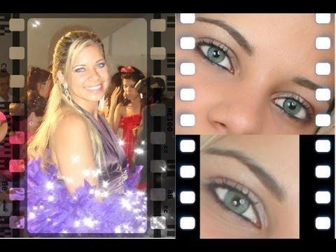 Sobre minha lente de contato colorida...