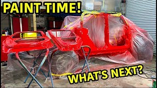 Rebuilding A Wrecked 2020 Jeep Gladiator Rubicon Part 7