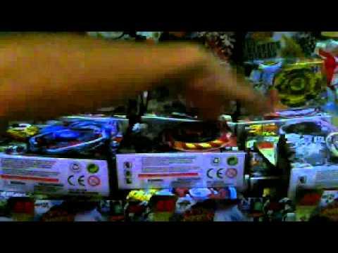 รีวิวของเล่น Beyblade Metal Fusion และสนามเล่นเบย์เบลด