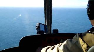 Helicopter to Catalina Island HD 60 FPS