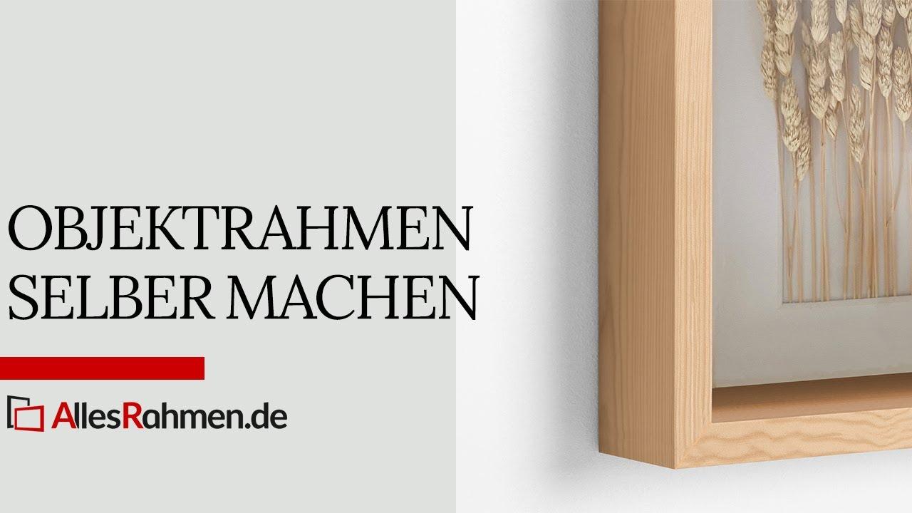Make Wood Frame Painting