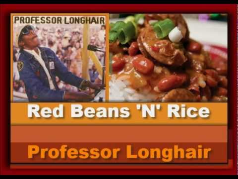 Professor Longhair, 'Go To The Mardi Gras' & 'Red Beans'