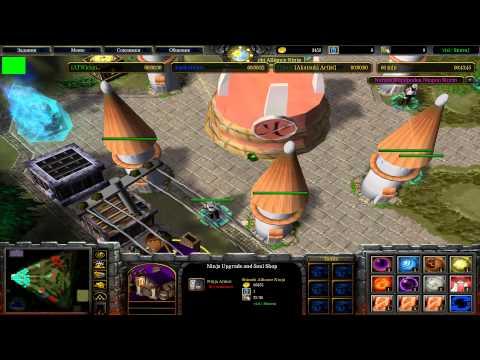 WarCraft 3 (Naruto Storm)