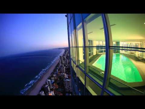 Q1 Penthouse 9 Hamilton Avenue  Surfers Paradise By video